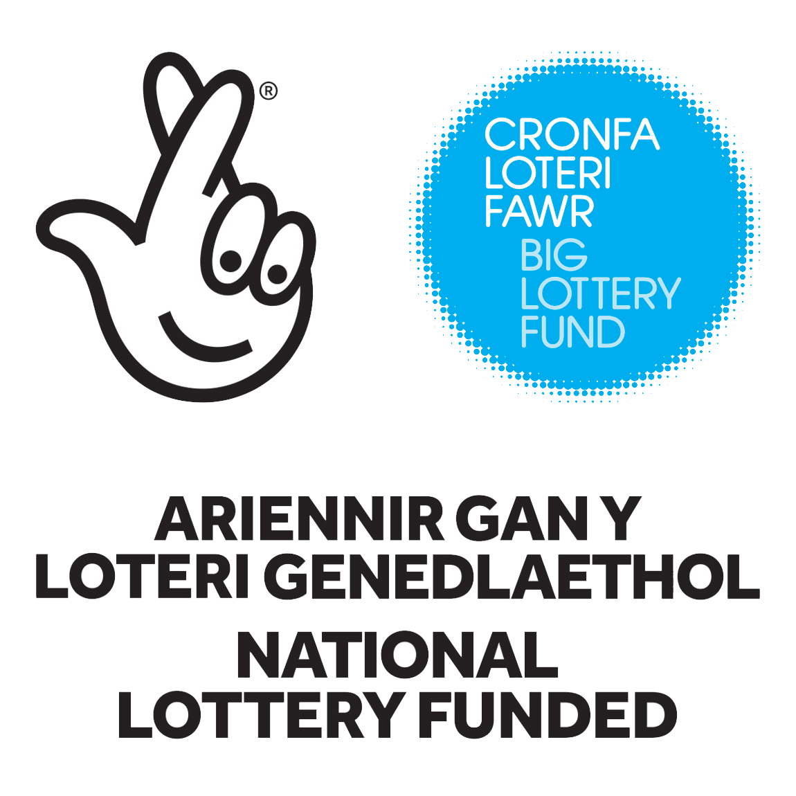 Big Lottery Fund, Lottery Funded - Link Opens in a new window