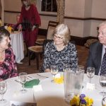 Anne Morgans, Janice Gardner and Chairman Bill Payne