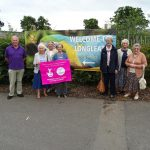 Thanks you to the National Lottery for funding our visit