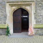 Door leading into St Thomas's Church