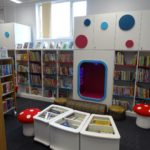 The children's area