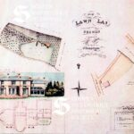 Photograph 10: Plan for Lon Las House