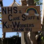 Hill Road resident thanks the NHS