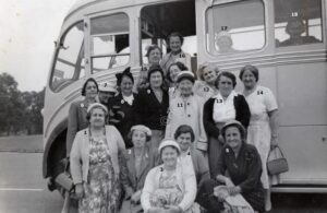 109: A Mothers' Union Trip donated by Ann Davidson.  Can you help us name numbers 1,2,3,7,9,17 and 18 please?