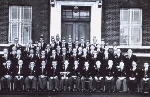 143: BP Choir 1950.  We only have six names for this photograph.