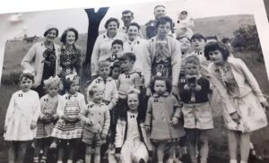 135: Gospel Hall Sunday School c1962.  Only number one is named so far.