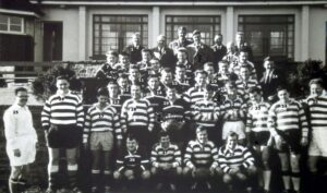 107: NOR Rugby Team 1950