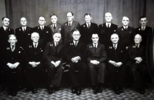 NO. 98: Committee of the Skewen & District Co-operative Society 1951